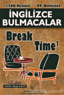 İngilizce Bulmacalar Break Time 1