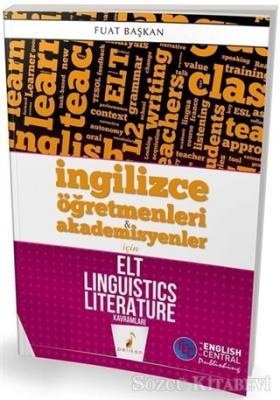 İngilizce Öğretmenleri ve Akademisyenler İçin Elt Linguistics Literature Kavramları
