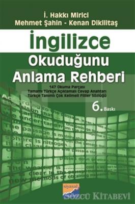 Mehmet Şahin - İngilizce Okuduğunu Anlama Rehberi | Sözcü Kitabevi