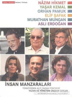 İnsan Manzaraları Türkiye'den Altı Yazar Portresi 6 Film DVD ve 6 Kitapçık