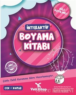 İnteraktif Boyama Kitabı 2