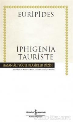 İphigenia Tauris'te (Ciltli)