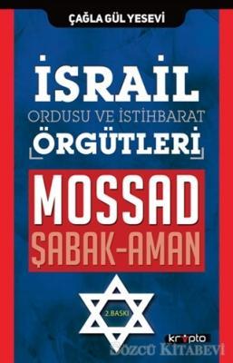Çağla Gül Yesevi - İsrail Ordusu ve İstihbarat Örgütleri | Sözcü Kitabevi