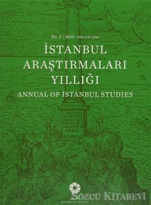 İstanbul Araştırmaları Yıllığı No: 2 / 2013