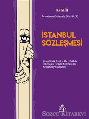 Kolektif - İstanbul Sözleşmesi (Tam Metin) | Sözcü Kitabevi