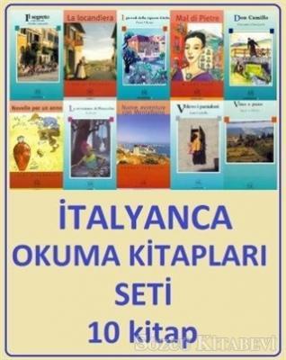 İtalyanca Okuma Kitapları Seti (10 Kitap Takım)
