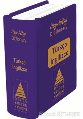 İtsy - Bitsy Türkçe - İngilizce Mini Sözlük