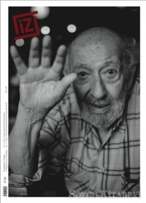 Kolektif - İz Dergisi Ara Güler Özel Sayı: 60 (Kasım - Aralık - Ocak)   Sözcü Kitabevi
