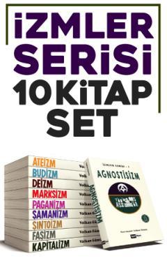 İzmler Serisi 10 Kitap Set