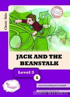 Kolektif - Jack And The Beanstalk Level 3-1 (A2) | Sözcü Kitabevi
