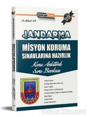 Jandarma Misyon Koruma Sınavlarına Hazırlık Konu Anlatımlı Soru Bankası