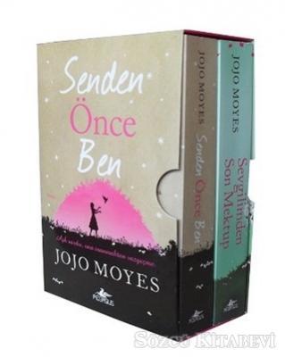 Jojo Moyes - Jojo Moyes Seti (2 Kitap Takım) | Sözcü Kitabevi