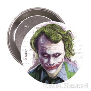 Joker - Rozet