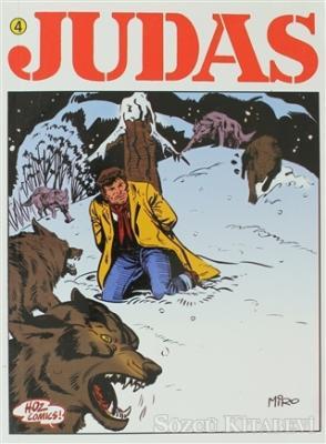 Judas Sayı: 4 / Kanun Kaçağı Cougar - Daisho