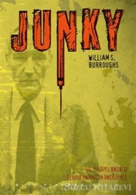 William S. Burroughs - Junky | Sözcü Kitabevi