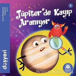 Jüpiter'de Kayıp Aranıyor