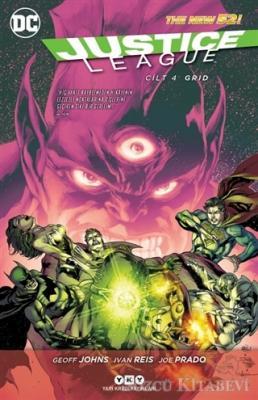 Justice League Cilt 4 - Grid