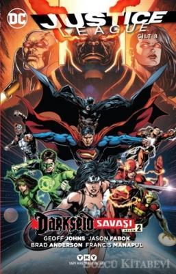 Justice League Cilt 8 - Darkseid Savaşı Bölüm 2