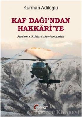 Kurman Adiloğlu - Kaf Dağı'ndan Hakkari'ye | Sözcü Kitabevi