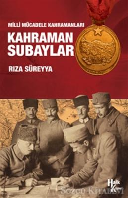 Kahraman Subaylar