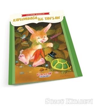 Kolektif - Kaplumbağa ile Tavşan - Kocaman Masallar | Sözcü Kitabevi