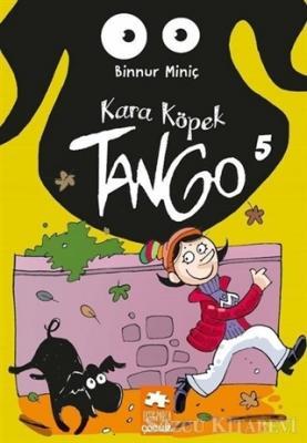 Binnur Miniç - Kara Köpek Tango - 5 | Sözcü Kitabevi