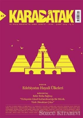 Karabatak Dergisi Sayı: 42 Ocak - Şubat 2019