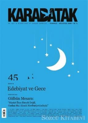 Karabatak Dergisi Sayı: 45 Temmuz - Ağustos 2019
