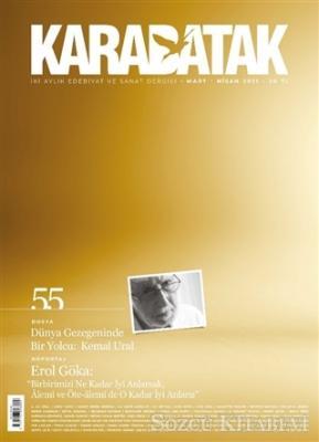 Karabatak Dergisi Sayı: 55 Mart - Nisan 2021