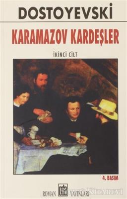 Fyodor Mihayloviç Dostoyevski - Karamazov Kardeşler Cilt 2   Sözcü Kitabevi