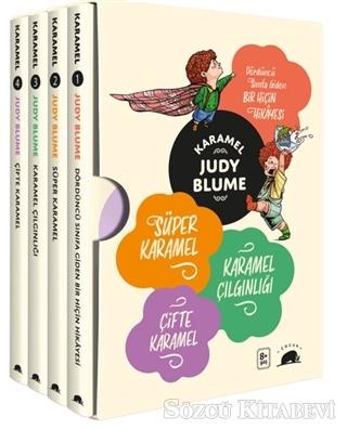 Karamel Set (4 Kitap Takım Kutulu)