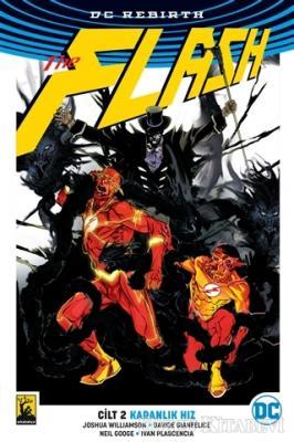 Joshua Williamson - Karanlık Hız - Flash Cilt 2   Sözcü Kitabevi