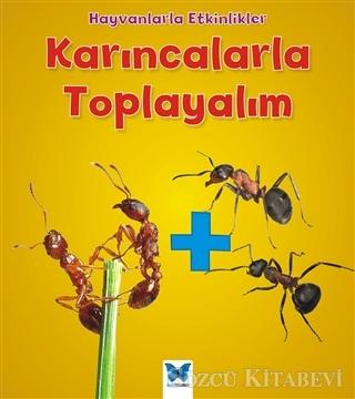 Tracey Steffora - Karıncalarla Toplayalım | Sözcü Kitabevi