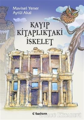 Mavisel Yener - Kayıp Kitaplıktaki İskelet Serisi (3 Kitap Takım) | Sözcü Kitabevi