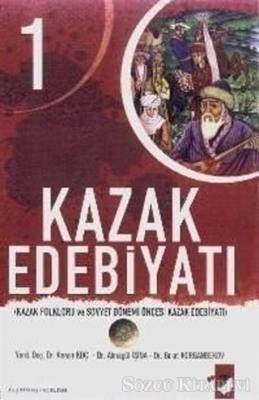 Kazak Edebiyatı 1