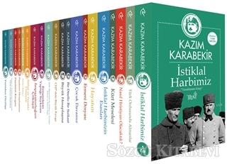 Kazım Karabekir - Kazım Karabekir Külliyatı (24 Kitap)   Sözcü Kitabevi