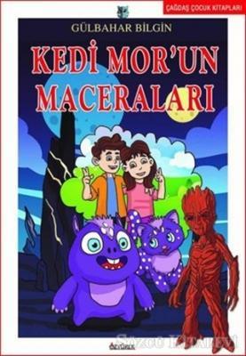 Kedİ Mor'un Maceraları-Çağdaş Çocuk Kitapları