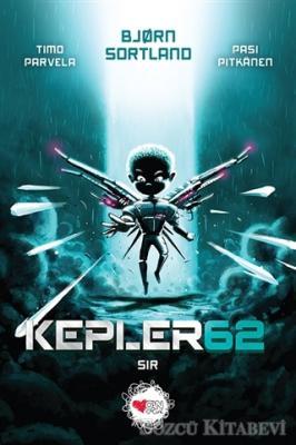 Timo Parvela - Kepler62: Sır | Sözcü Kitabevi
