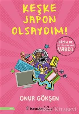 Onur Gökşen - Keşke Japon Olsaydım! | Sözcü Kitabevi