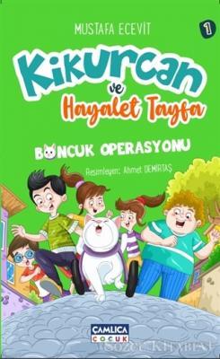 Kikurcan ve Hayalet Tayfa 1 - Boncuk Operasyonu