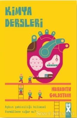 Meredith Goldstein - Kimya Dersleri | Sözcü Kitabevi
