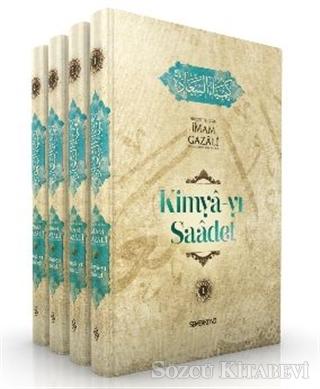 Kimya-yı Saadet  (4 Kitap Takım)