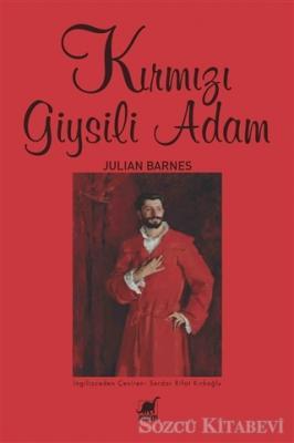 Julian Barnes - Kırmızı Giysili Adam | Sözcü Kitabevi