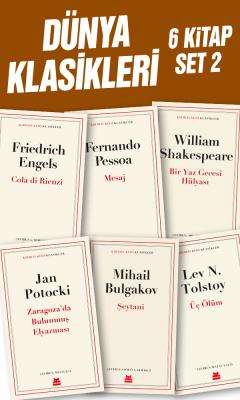 Friedrich Engels - Dünya Klasikleri 6 Kitap Set 2 | Sözcü Kitabevi