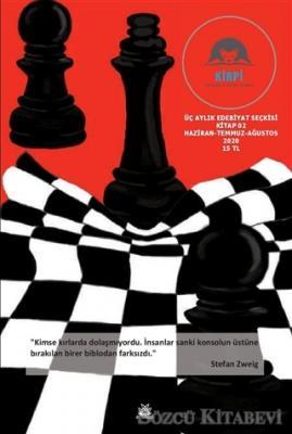 Kirpi Edebiyat ve Düşün Dergisi Üç Aylık Edebiyat Seçkisi Kitap 02 Haziran-Temmuz-Ağustos 2020