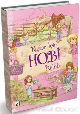 Kızlar İçin Hobi Kitabı