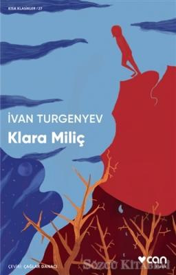 İvan Turgenyev - Klara Miliç   Sözcü Kitabevi