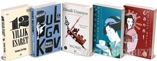 Klasik Edebiyat Seti 2 (5 Kitap Takım)