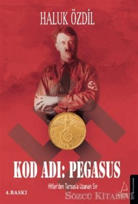 Haluk Özdil - Kod Adı: Pegasus | Sözcü Kitabevi