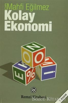 Mahfi Eğilmez - Kolay Ekonomi | Sözcü Kitabevi
